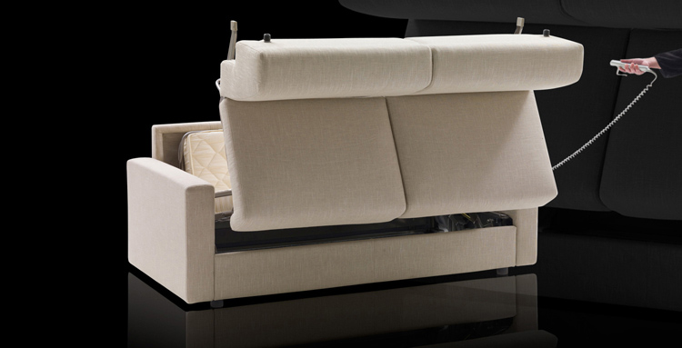 Lampo Motion Remote Controlled Sofa Beds 183 Milanobedding