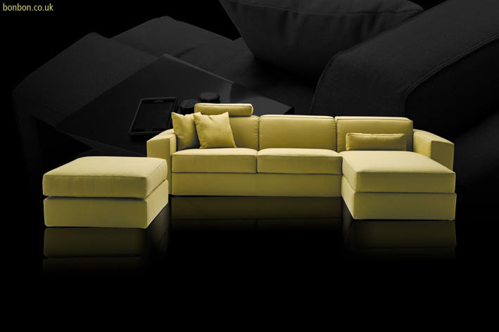 Melvin Contemporary Every Day Sofas And Sofa Beds